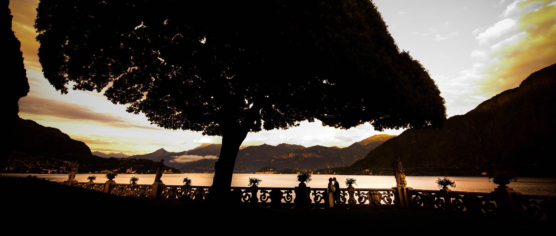 Elope on Lake Como