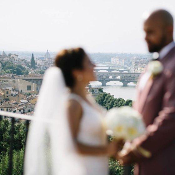 hiromi & donovan elope in florence